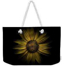 Weekender Tote Bag featuring the photograph Backyard Flowers 18 Color Version by Brian Carson