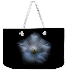 Weekender Tote Bag featuring the photograph Backyard Flowers 24 Color Version by Brian Carson