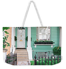 Bailey Weekender Tote Bag