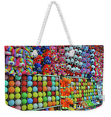 Balloon Games Weekender Tote Bag