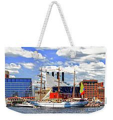 Baltimore's 2012 Sailibration Weekender Tote Bag