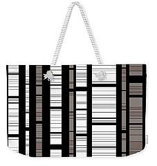 Bamboo - Vertical Weekender Tote Bag
