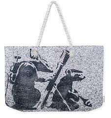 Banksy Bazooka Rats Weekender Tote Bag