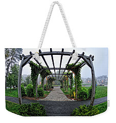 Bar Harbor Pergola Weekender Tote Bag