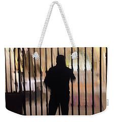 Barred From Heaven Weekender Tote Bag