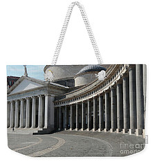 Basilica San Francesco Di Paola Weekender Tote Bag