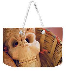 Basket Of Skul Weekender Tote Bag