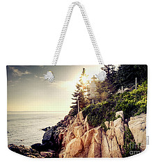 Bass Harbor Weekender Tote Bag