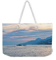 Batangas Sunset Weekender Tote Bag