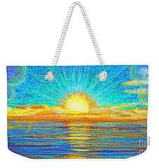 Beach 1 6 2019 Weekender Tote Bag