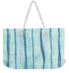 Beach Collection Beach Water Lines 2 Weekender Tote Bag