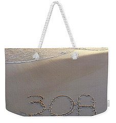 Beach Happy Weekender Tote Bag