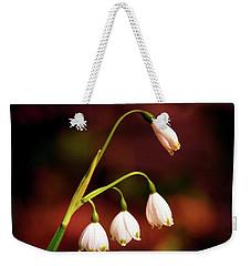 Beautiful Bells Weekender Tote Bag