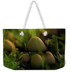 Beauty Of Fungus Weekender Tote Bag