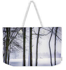 Weekender Tote Bag featuring the photograph Beauty Without Color by Edmund Nagele