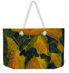 Becoming Abstract Weekender Tote Bag