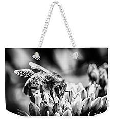 Bee Bee Weekender Tote Bag
