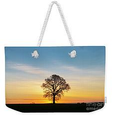Before Sunrise Weekender Tote Bag