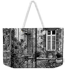 Behind The Walls Weekender Tote Bag