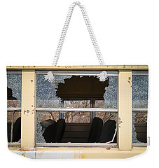 Weekender Tote Bag featuring the photograph Better Days by Carl Young