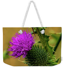 Between The Flower And The Thorn Weekender Tote Bag