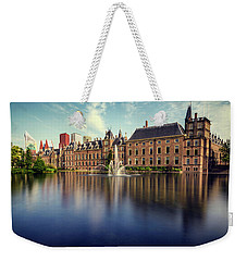 Binnenhof, The Hague Weekender Tote Bag