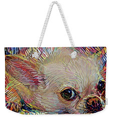 Bitsy The Chihuahua Weekender Tote Bag