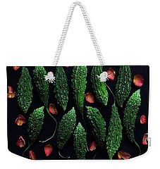 Bitter Melon Styling Weekender Tote Bag