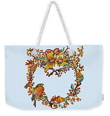 Bittersweet Wreath Weekender Tote Bag