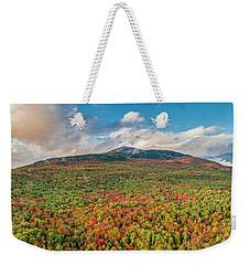 Blanketed In Color Weekender Tote Bag