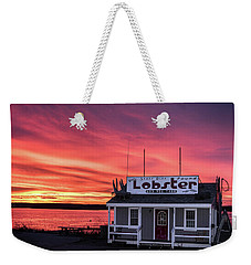 Blazing Light Weekender Tote Bag