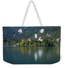 Bled Island Weekender Tote Bag