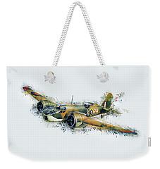 Blenheim Bomber Weekender Tote Bag