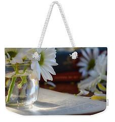Bloom And Grow - Still Life Weekender Tote Bag