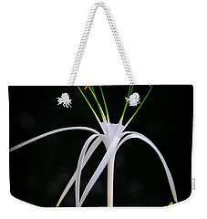 Blooming Poetry 3 Weekender Tote Bag