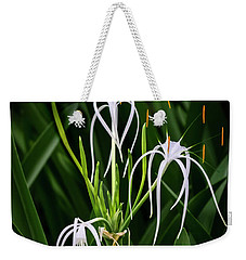 Blooming Poetry 4 Weekender Tote Bag