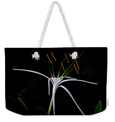 Blooming Poetry Weekender Tote Bag