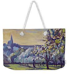 Blossom Trees Near Vijlen Weekender Tote Bag