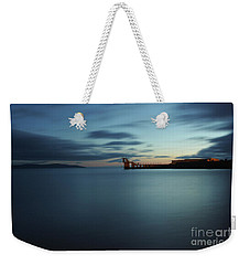 Blue Hour Salthill Weekender Tote Bag