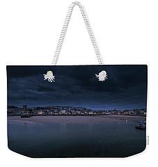 Blue Hour - St Ives Cornwall Weekender Tote Bag