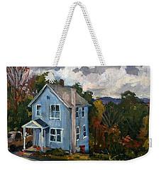 Blue House October Weekender Tote Bag