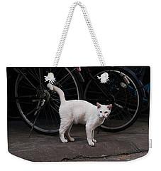 Blue IIi Weekender Tote Bag
