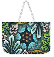 Blue Mood 2 Weekender Tote Bag