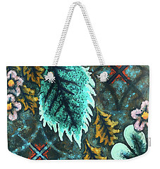 Blue Mood 3 Weekender Tote Bag