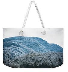 Blue Ridge Mountain Top Weekender Tote Bag