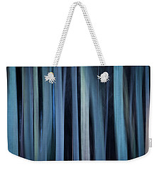 Blue Trees 1 Weekender Tote Bag