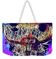 Bobby Supernatural Pop Weekender Tote Bag