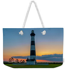 Bodie Island Lighthouse, Hatteras, Outer Bank Weekender Tote Bag