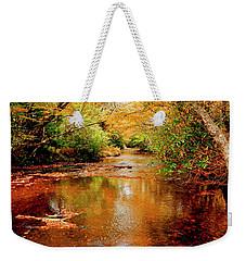 Boone Fork Stream Weekender Tote Bag