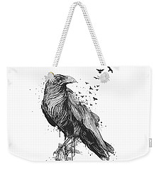 Born To Be Free  Weekender Tote Bag
